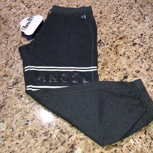 Victoria's Secret grey angel jogger sweatpants